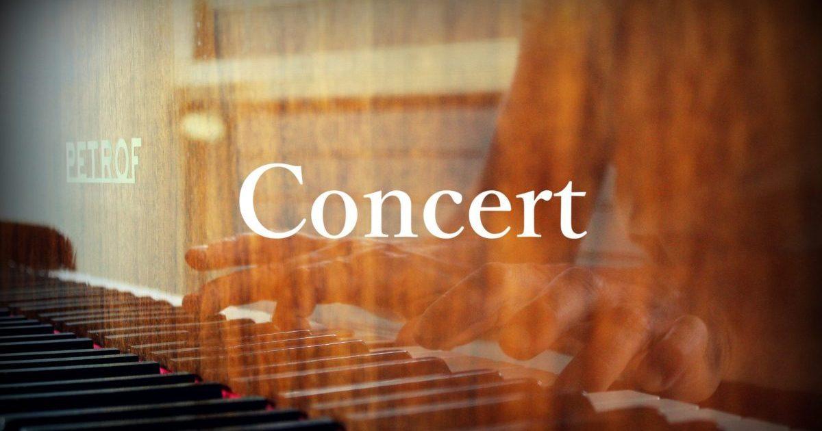 concert infomation